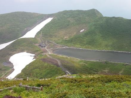 秋田駒ヶ岳風景7
