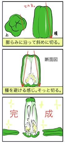 ピーマン2