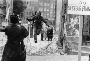 自由への跳躍 ベルリン分断
