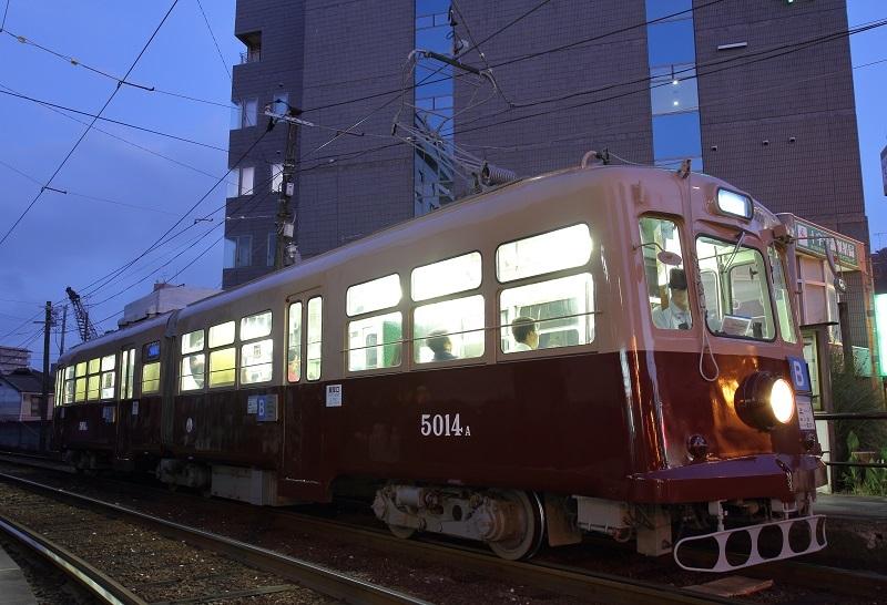 市電5014号