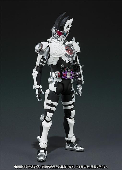 SHF 仮面ライダーゲンム ゾンビゲーマー レベルX002