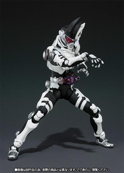 SHF 仮面ライダーゲンム ゾンビゲーマー レベルX004