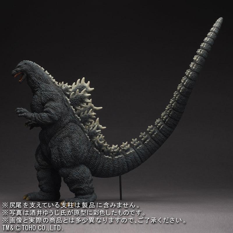 東宝30cmシリーズ 酒井ゆうじ造形コレクション ゴジラFIGURE-030638_03