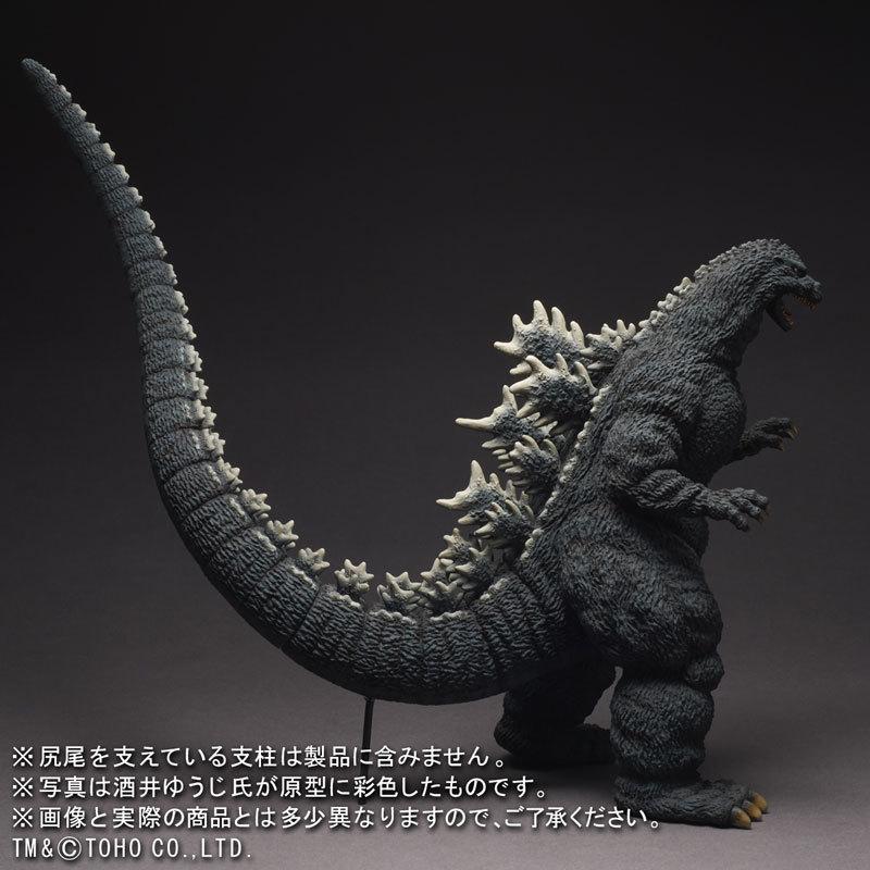 東宝30cmシリーズ 酒井ゆうじ造形コレクション ゴジラFIGURE-030638_04