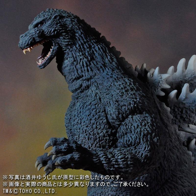 東宝30cmシリーズ 酒井ゆうじ造形コレクション ゴジラFIGURE-030638_07