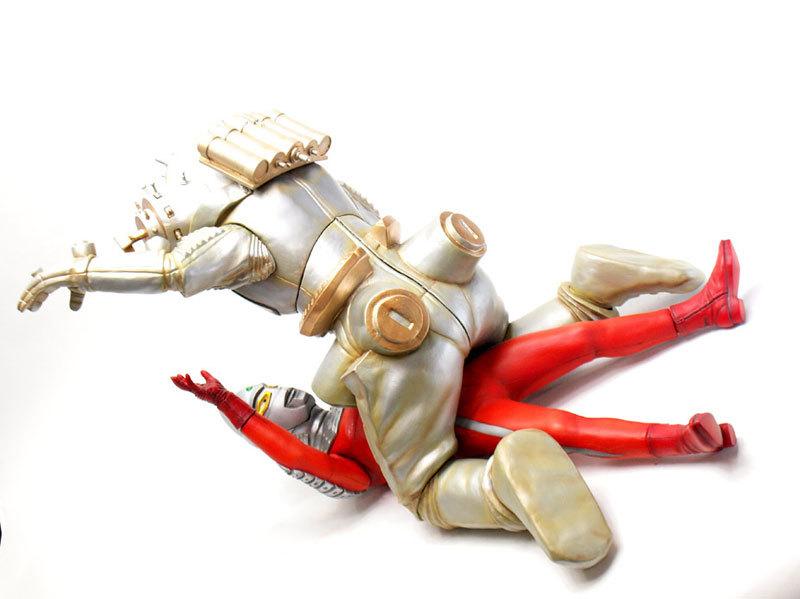 特撮シリーズ ウルトラセブン 宇宙ロボット キングジョーFIGURE-030701_07