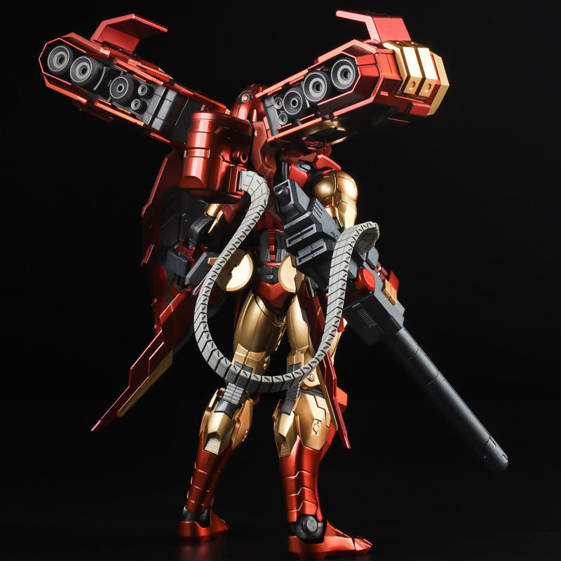 RE:EDIT IRON MAN #12 HOUSE OF M ArmorFIGURE-030782_02