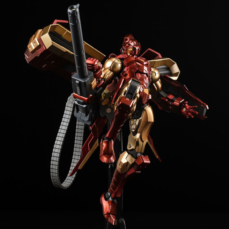 RE:EDIT IRON MAN #12 HOUSE OF M ArmorFIGURE-030782_06