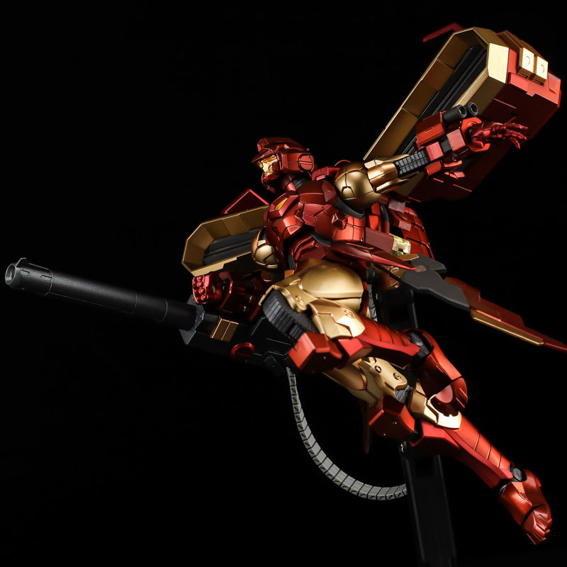 RE:EDIT IRON MAN #12 HOUSE OF M ArmorFIGURE-030782_07