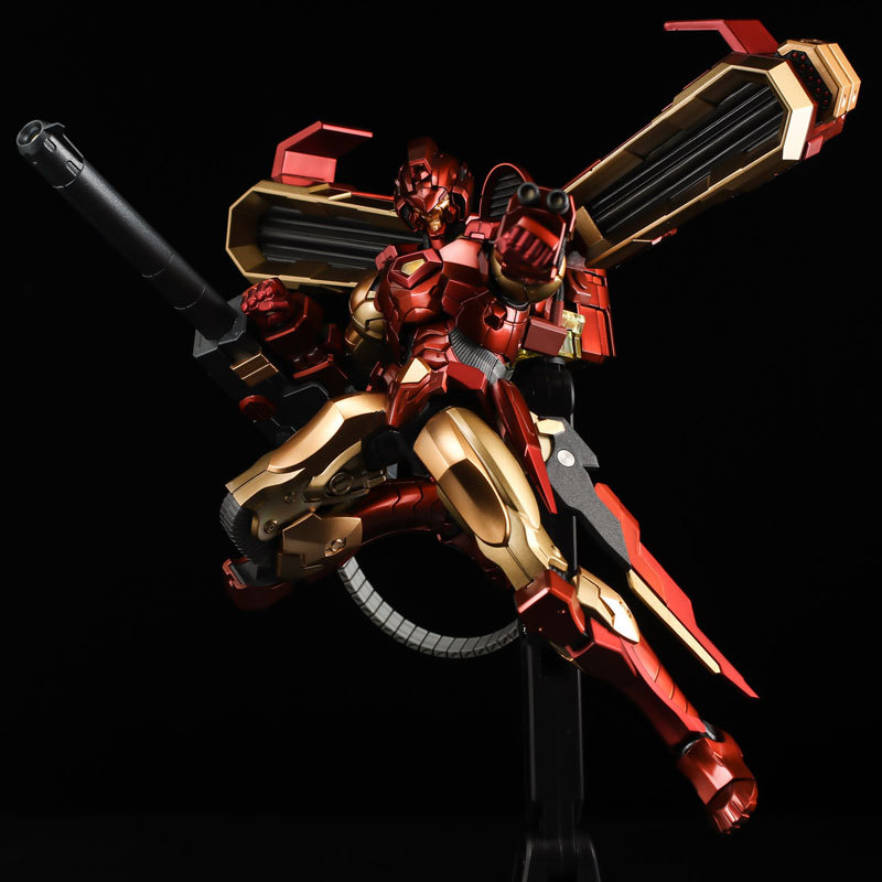 RE:EDIT IRON MAN #12 HOUSE OF M ArmorFIGURE-030782_08