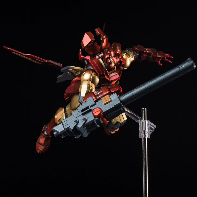 RE:EDIT IRON MAN #12 HOUSE OF M ArmorFIGURE-030782_09