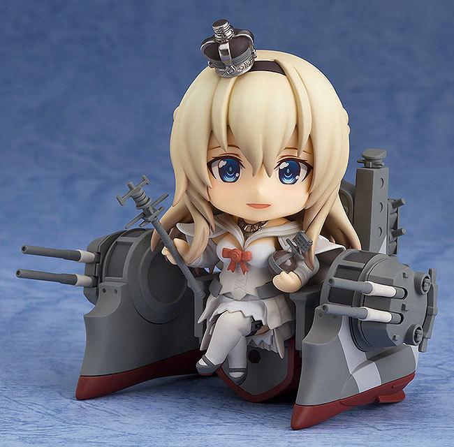 ねんどろいど 艦隊これくしょん -艦これ- WarspiteFIGURE-030957_02