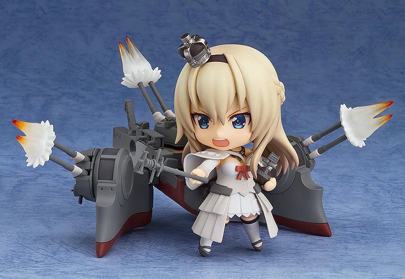 ねんどろいど 艦隊これくしょん -艦これ- WarspiteFIGURE-030957_03