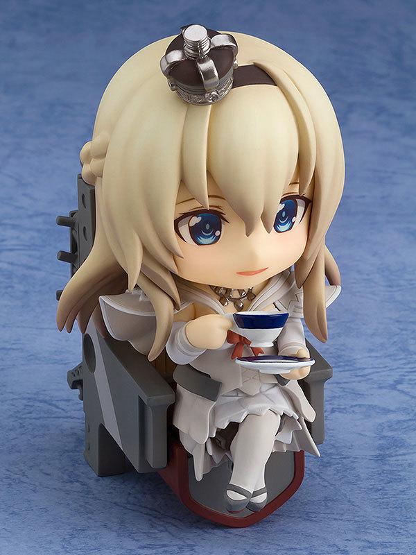 ねんどろいど 艦隊これくしょん -艦これ- WarspiteFIGURE-030957_04