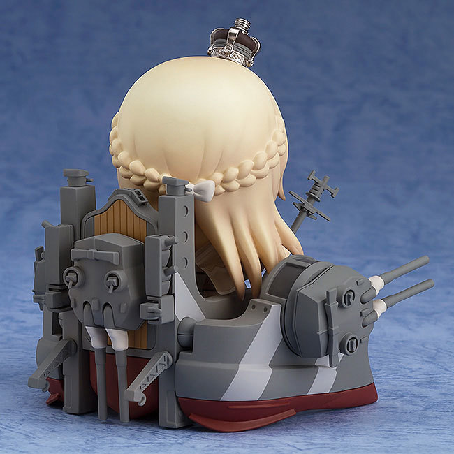 ねんどろいど 艦隊これくしょん -艦これ- WarspiteFIGURE-030957_06