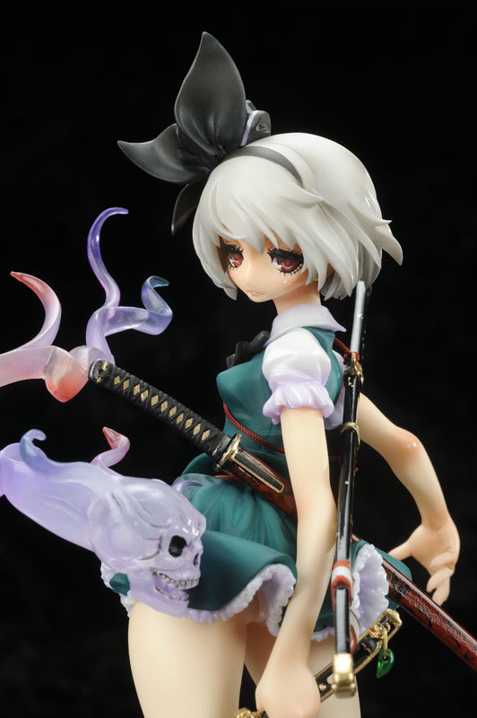 東方プロジェクト 魂魄妖夢 イルストンFIGURE-003830_05