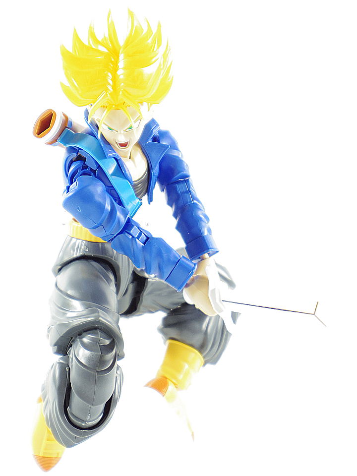 Figure-rise 超サイヤ人トランクス64