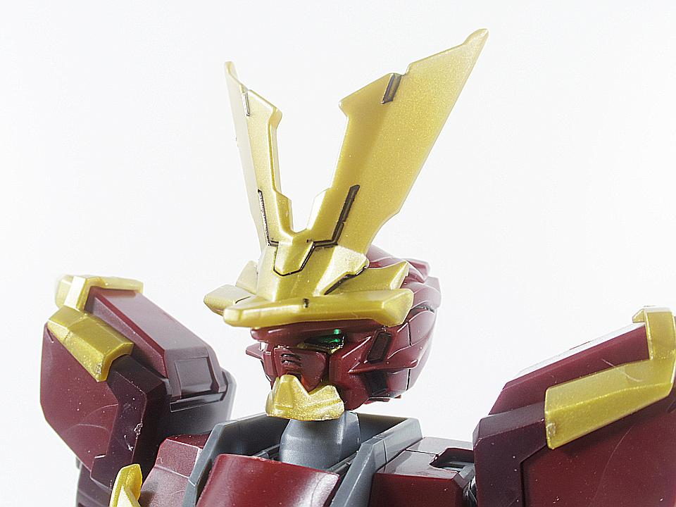 HGBF 忍パルスガンダム9