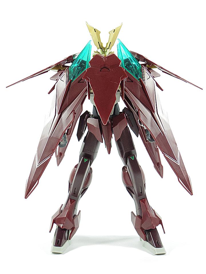 HGBF 忍パルスガンダム42