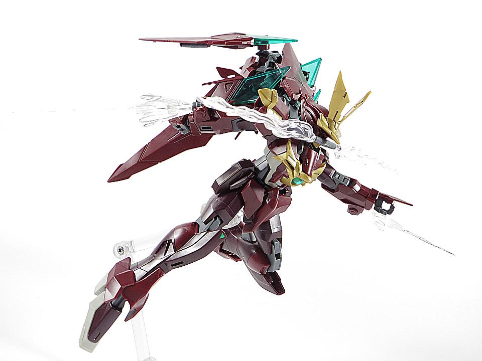HGBF 忍パルスガンダム77