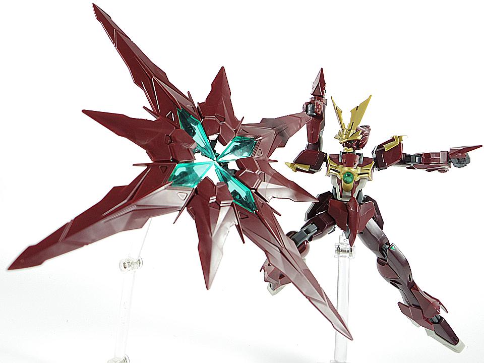HGBF 忍パルスガンダム93
