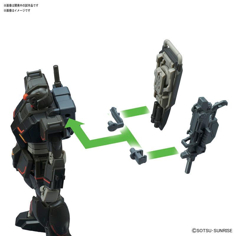 HG 局地型ガンダム(北米戦仕様) TOY-GDM-3364_03