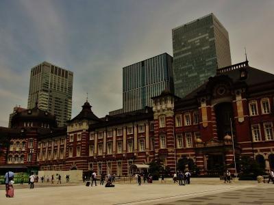 東京駅 シン・ゴジラ