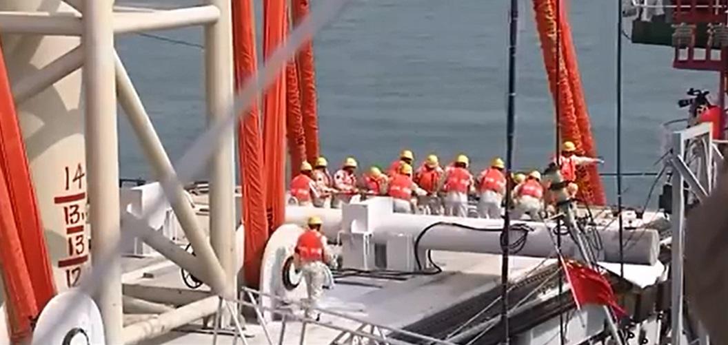 港珠澳大橋-12