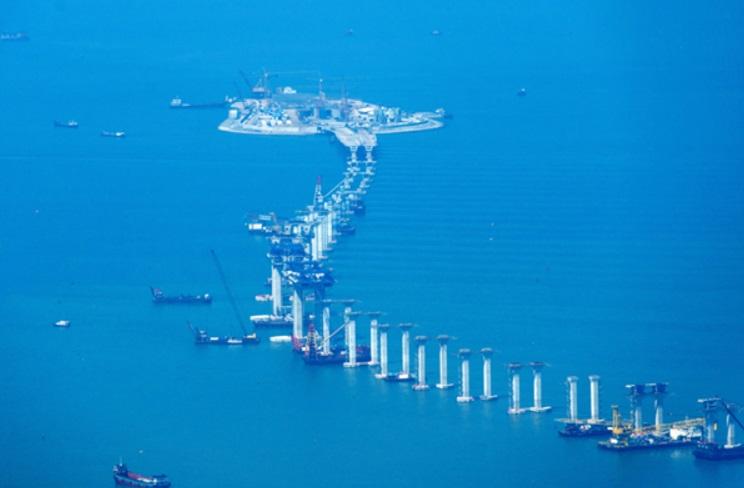 港珠澳大橋-00