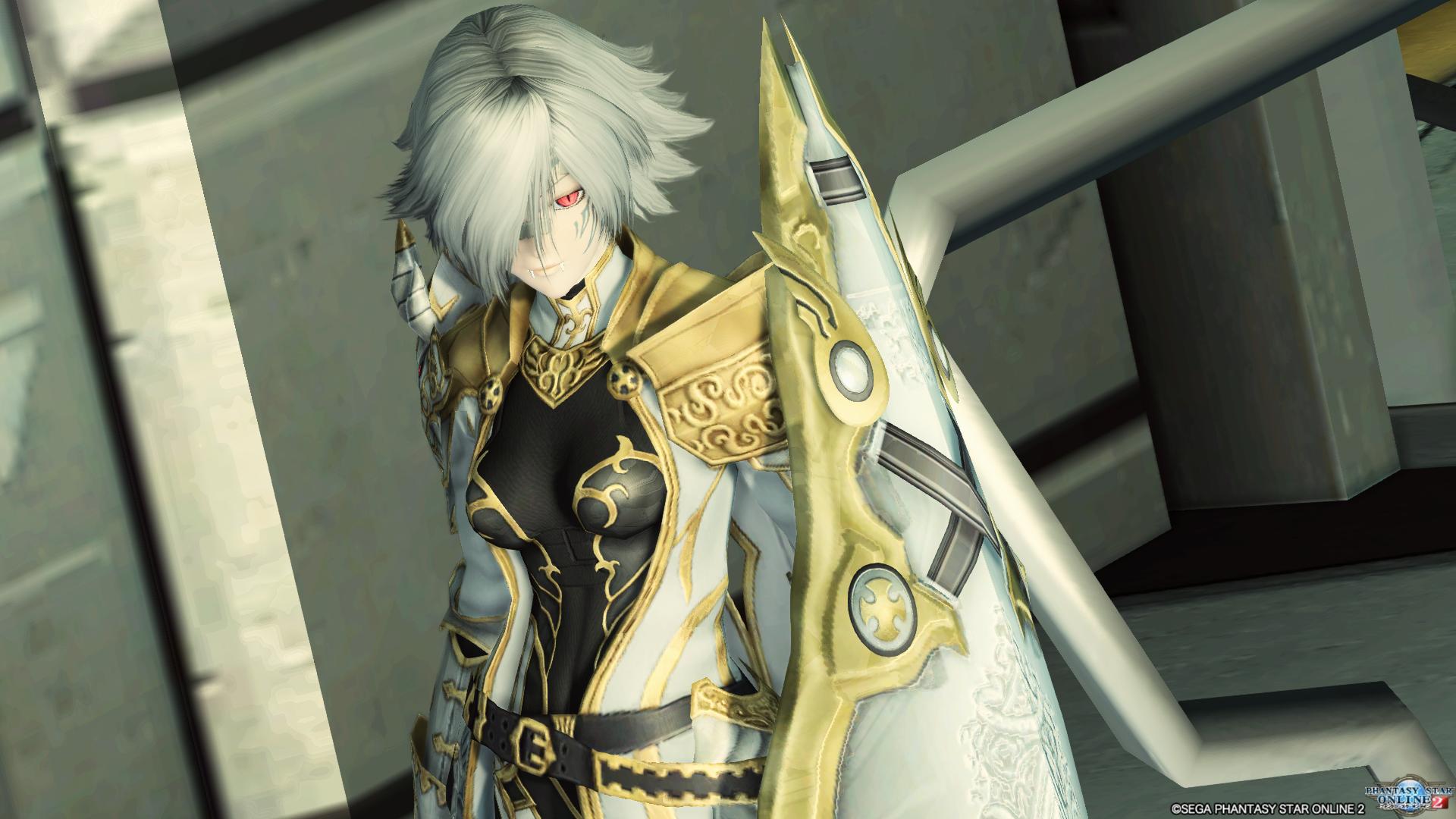 アリサの戦装束 3