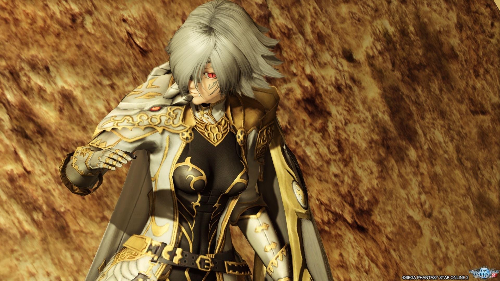 アリサの戦装束 10