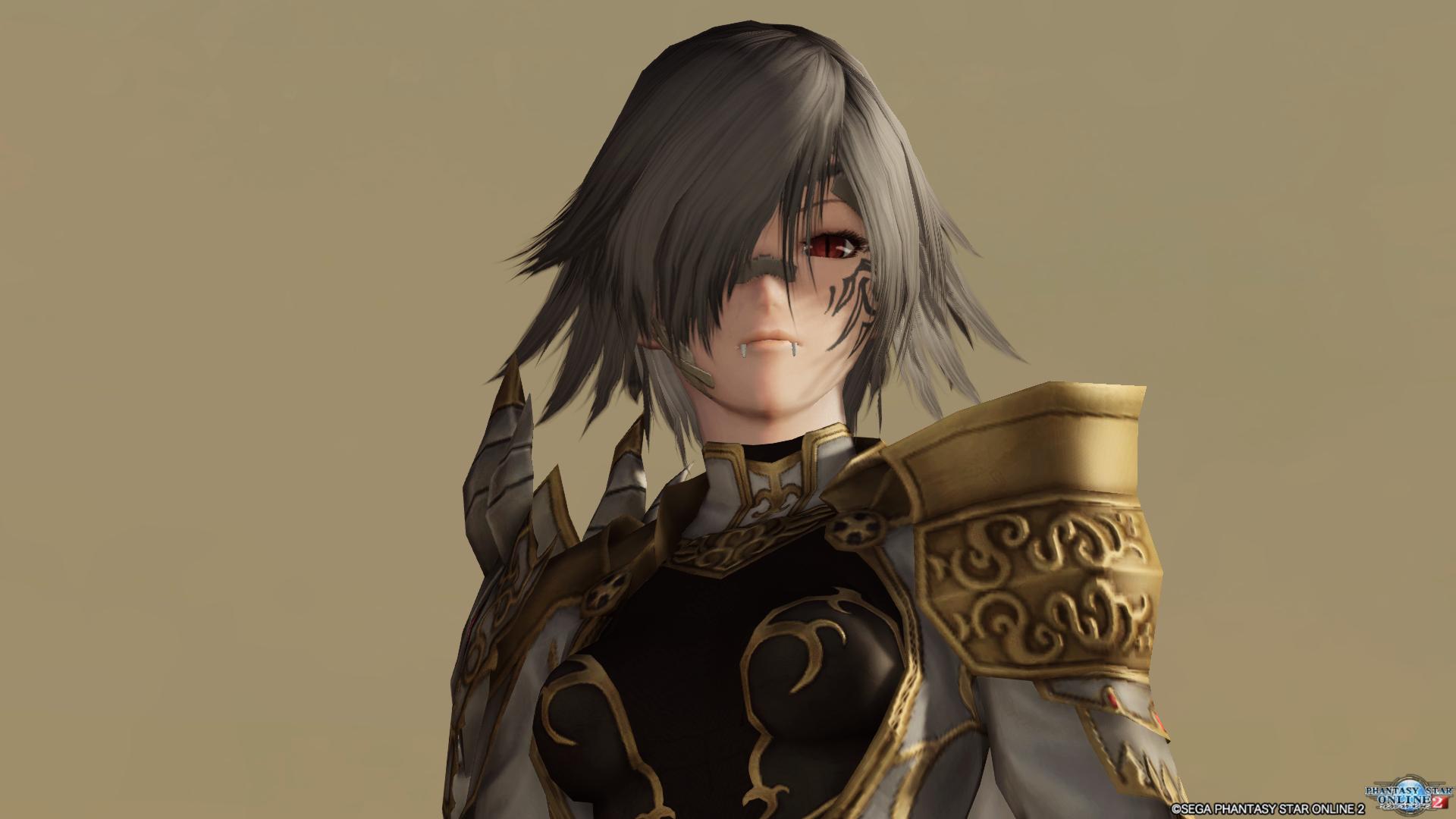 アリサの戦装束 幼顔なんですけどあんまり誰も信じてくれません