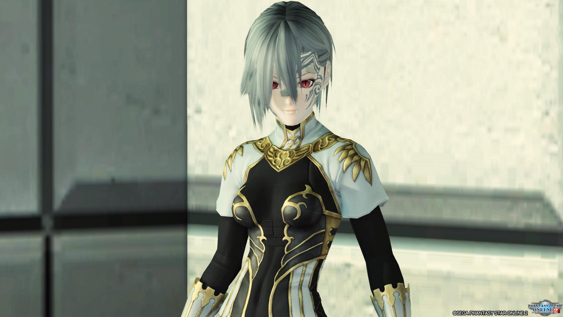 アリサの戦装束[Ba] 胸像