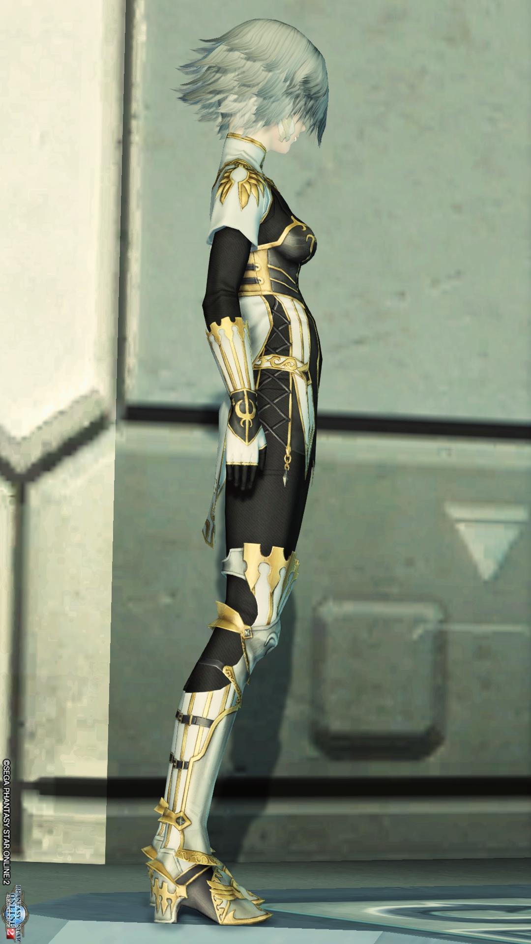 アリサの戦装束[Ba] 右