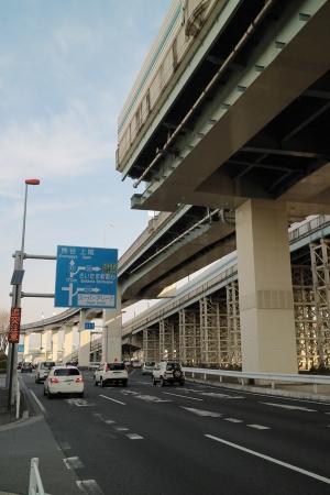 ねこの星 首都高速与野JCT(7)
