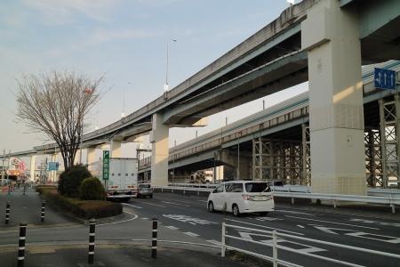 ねこの星 首都高速与野JCT(8)