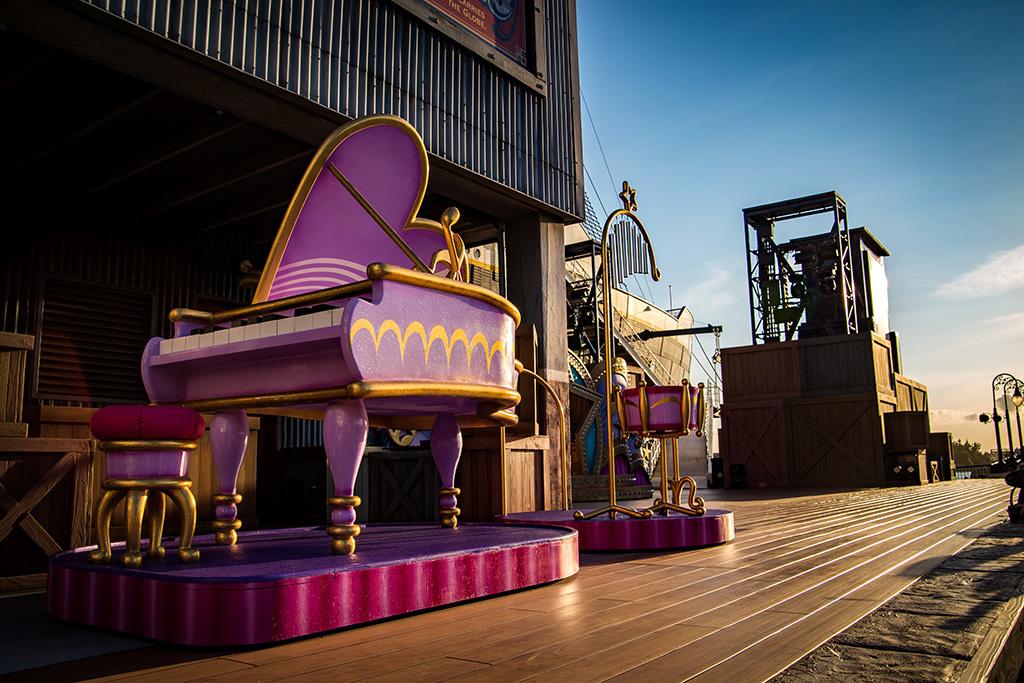 ミニーちゃんのピアノ/ステップトゥシャイン1