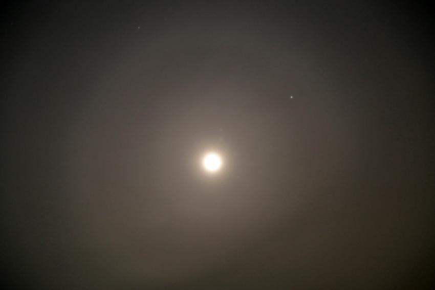 20170509月暈と木星