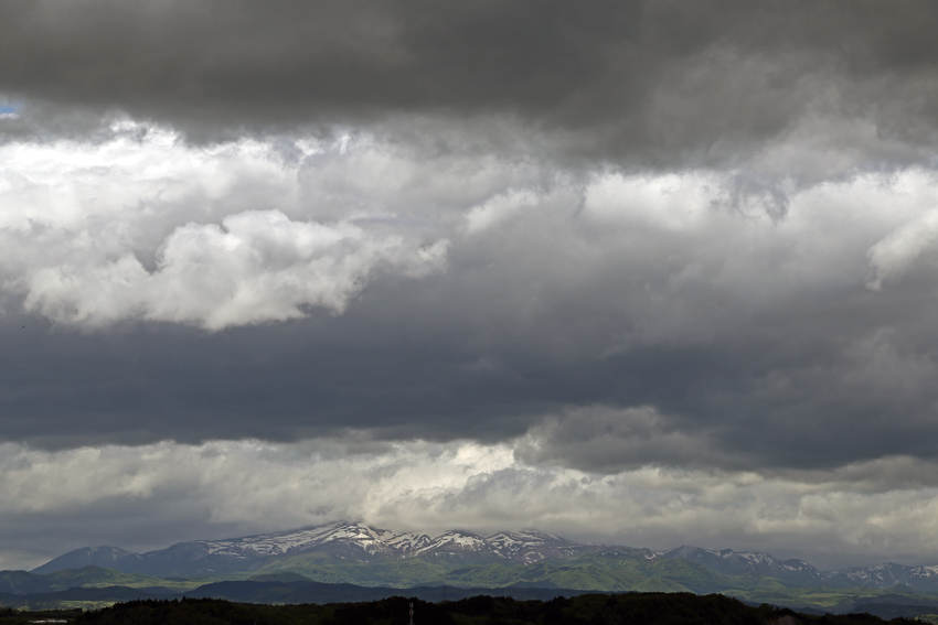 20170516栗駒山麓の新緑