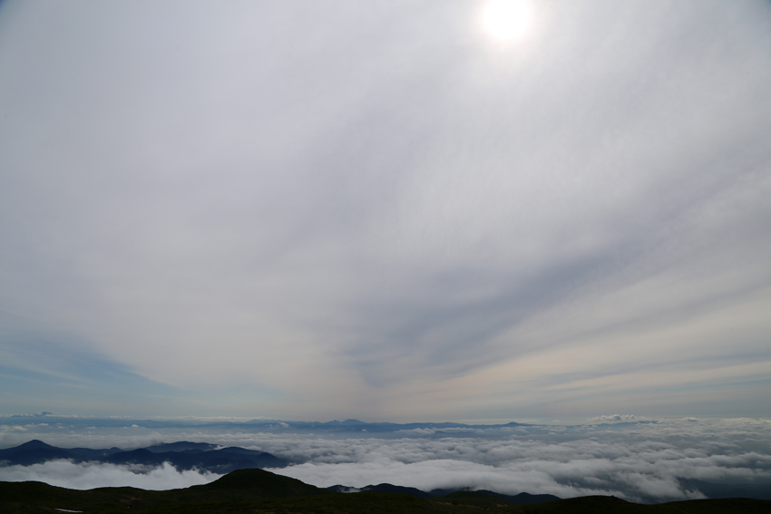 20170618雲の増える空
