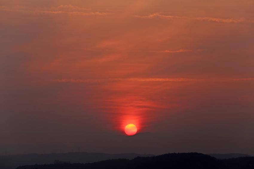 20170629夕陽