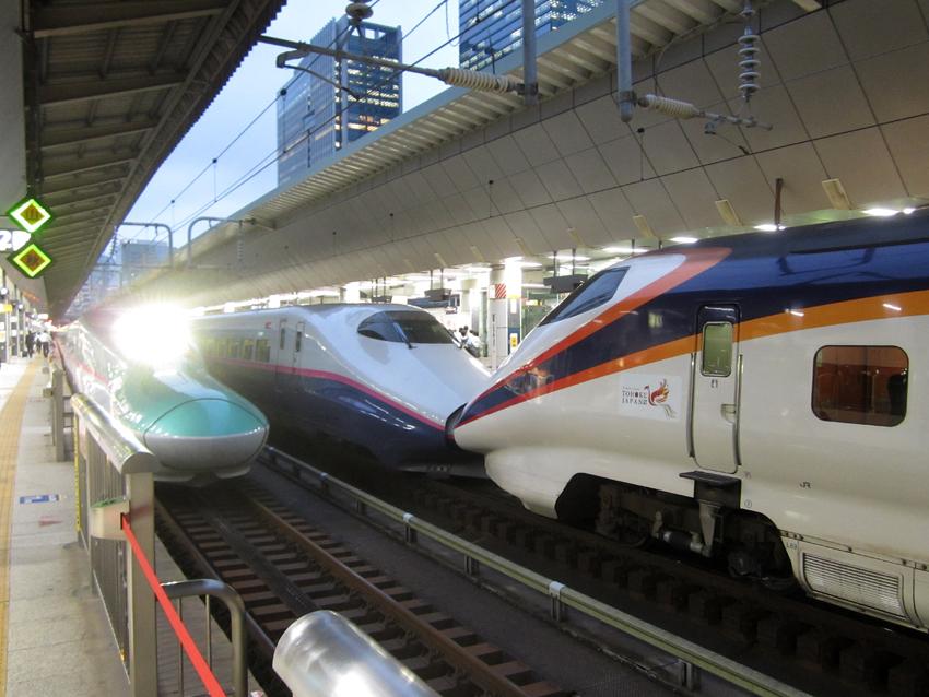 20170727東京出張帰りの東京駅にて