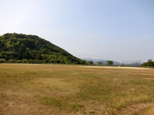 今日はコチラ、片渕公園で。