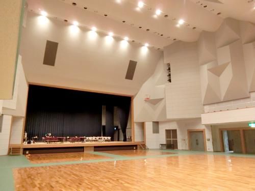 教室会場! その1。結構広いのよ。
