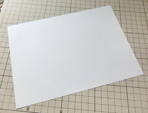 例の折り紙機の折り方、その1!