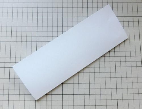 例の折り紙機の折り方、その2!