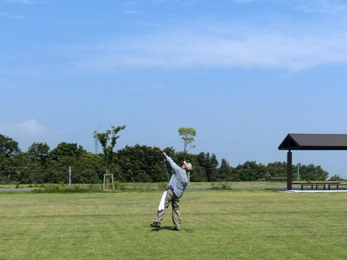 自由機競技中~! M田さんね。