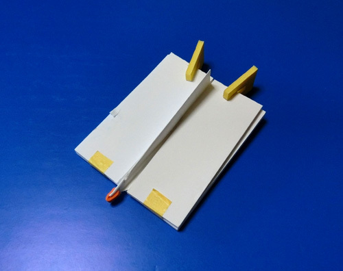 折り紙用治具