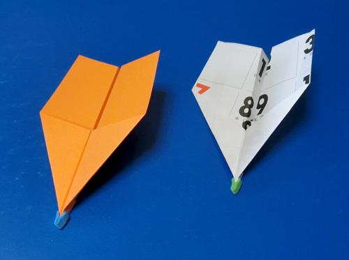 折り紙機も追加でもう1機。
