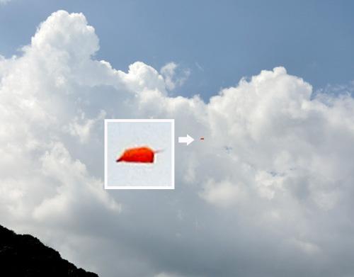 折り紙機、オレンジの方、 その2。